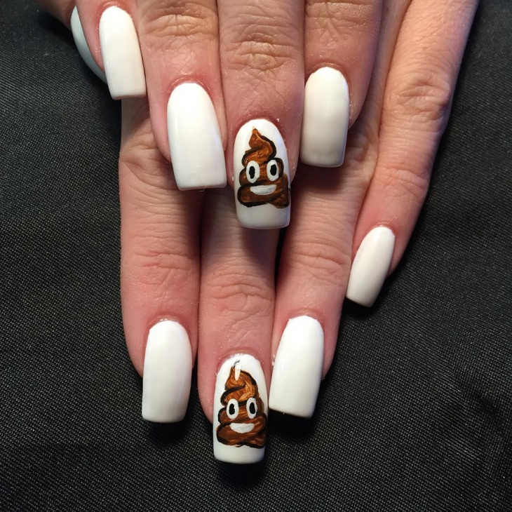 EXPRESS YOURSELF: EMOJI NAIL ART FOR EVERY EMOTION